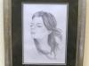 Оформление рисунков и портретов