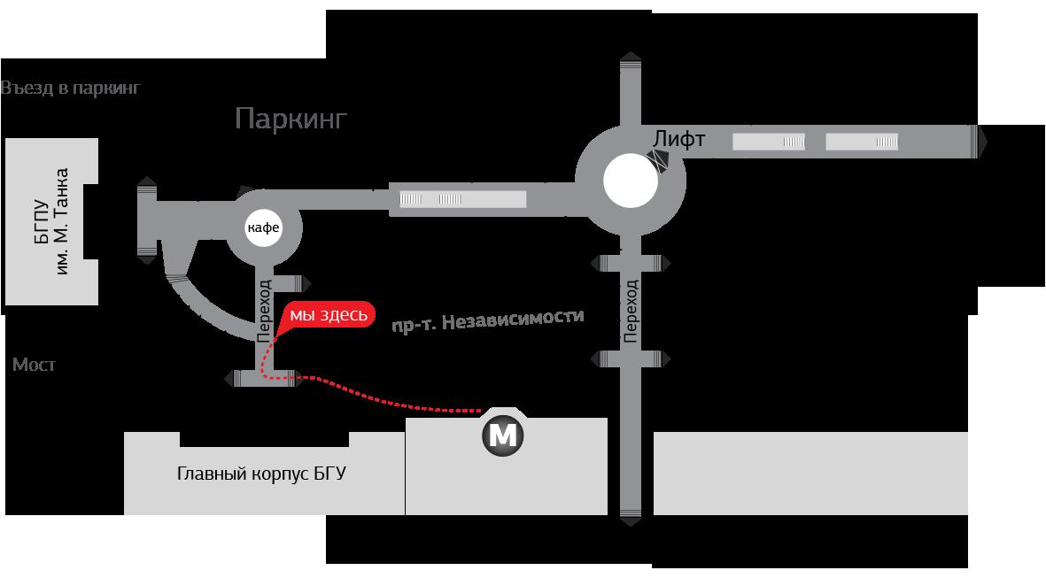 Багетная мастерская АртМодерн на карте торгового центра