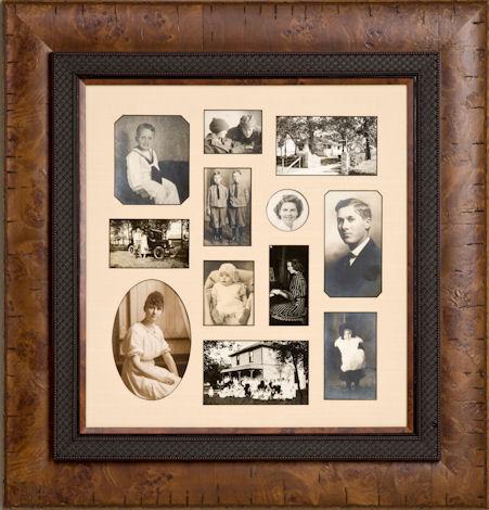 Оформление фотографий в рамки своими руками онлайн